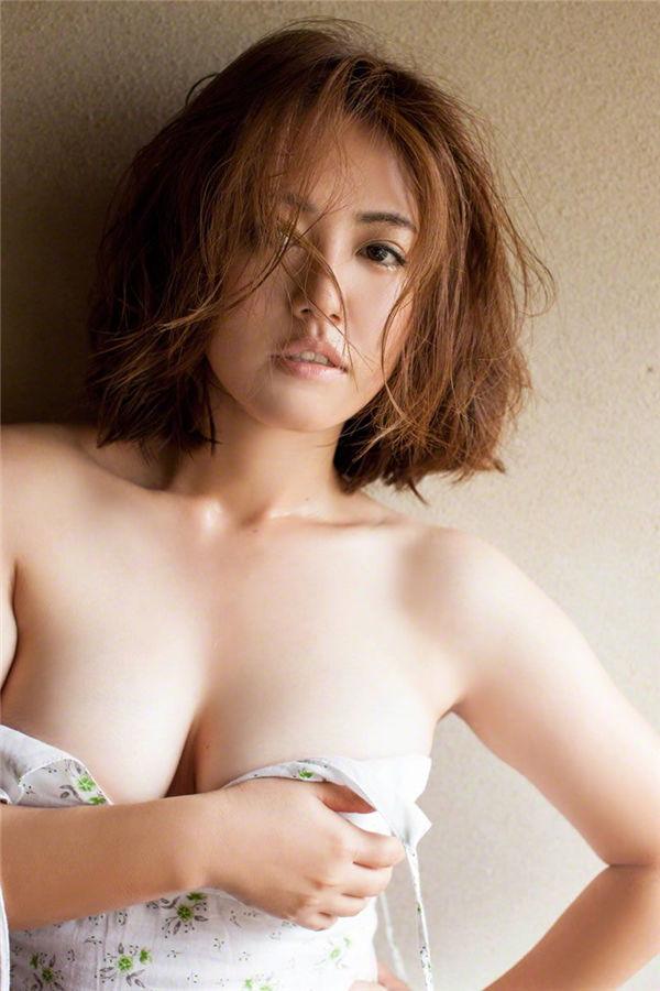 矶山沙也加写真集《[Wanibooks WBGC] 2014.06 No.120 You Sayaka Isoyama 磯山さやか》高清全本[161P] 日系套图-第7张