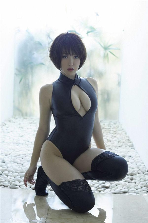 忍野さら写真集《[YS Web] Vol.797 忍野さら Sara Oshino 魅惑のSライン》高清全本[100P] 日系套图-第6张