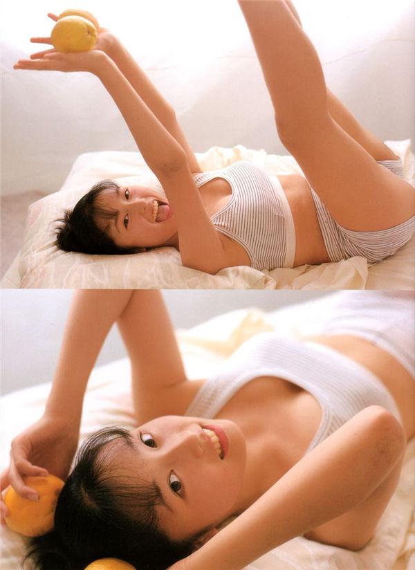 三津谷叶子/奈良沙绪理写真集《Pure Girl「Duo」》高清全本[92] 日系套图-第5张
