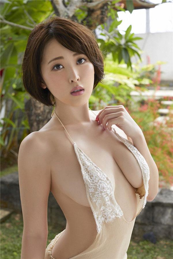 忍野さら写真集《[YS Web] Vol.797 忍野さら Sara Oshino 魅惑のSライン》高清全本[100P] 日系套图-第1张