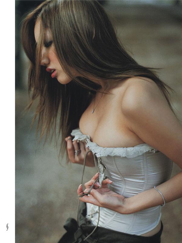 佐藤麻纱写真集《ma copine -ぼくの恋人-》高清全本[86P] 日系套图-第6张