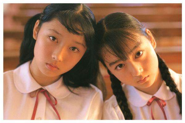 三津谷叶子/奈良沙绪理写真集《Pure Girl「Duo」》高清全本[92] 日系套图-第2张