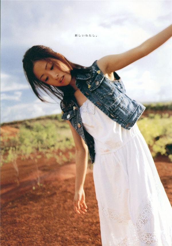 上户彩写真集《Breath》高清全本[127P] 日系套图-第6张