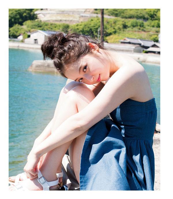 佐佐木希写真集《かくしごと》高清全本[178P] 日系套图-第4张