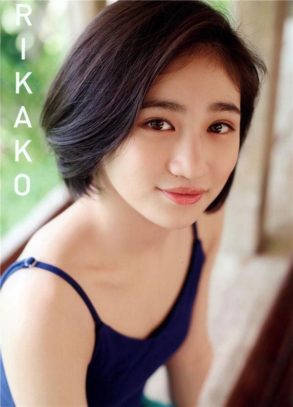 佐佐木莉佳子写真集《RIKAKO》高清全本[119P] 日系套图-第1张