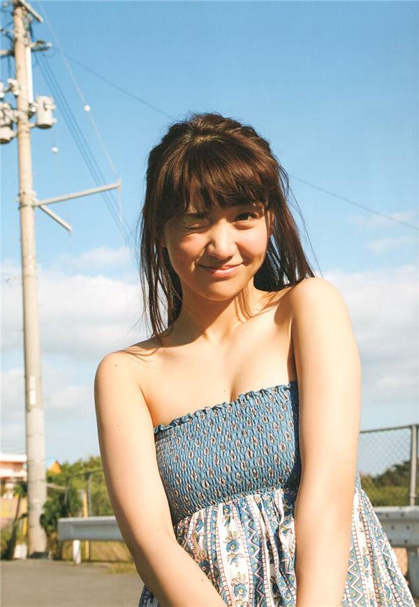 大岛优子1ST写真集《优子》高清全本[130P] 日系套图-第2张