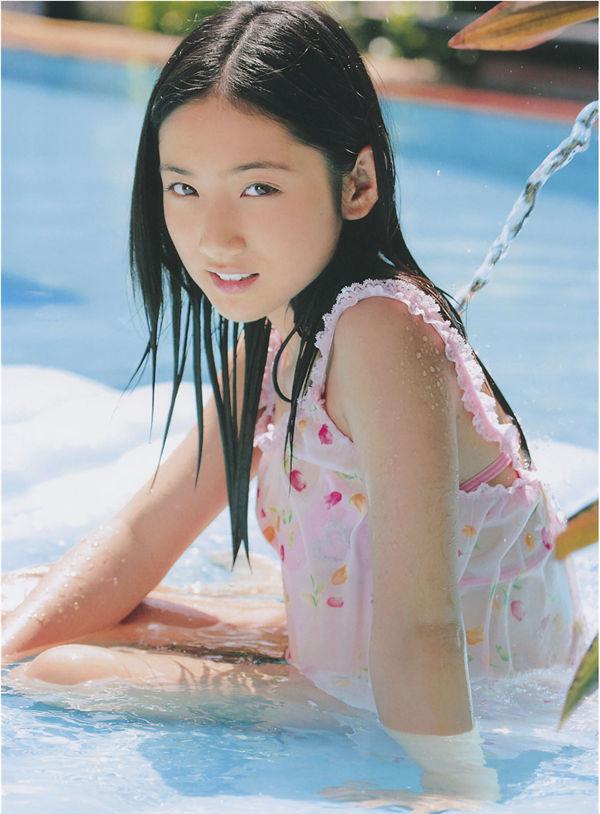入江纱绫写真集《紗綾11歳》高清全本[121P] 日系套图-第3张