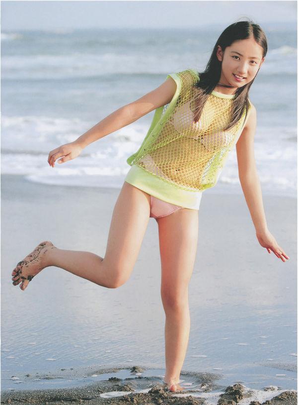 入江纱绫写真集《紗綾11歳》高清全本[121P] 日系套图-第5张
