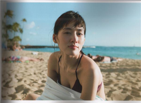 绫濑遥写真集《BREATH》高清全本[151P] 日系套图-第5张