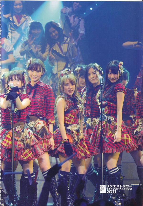 AKB48写真集《AKB48 Request hour Setlist Best 100 2011 Live》高清全本[150P] 日系套图-第7张