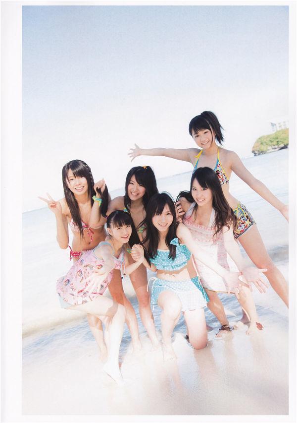 AKB48写真集《AKB48海外旅行日记2·WithSKE48》高清全本[269P] 日系套图-第3张