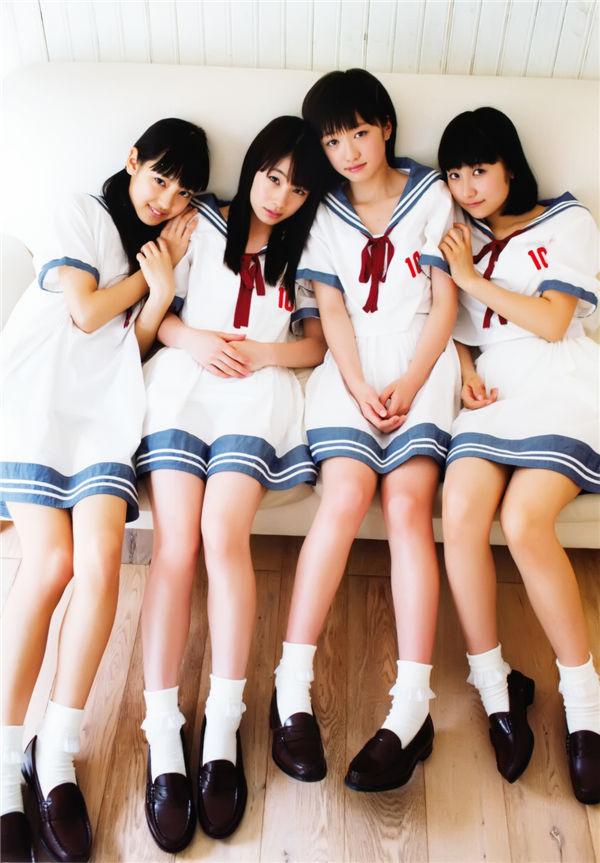 早安少女组写真集《モーニング娘。9・10期 1st official Photo Book》高清全本[97P] 日系套图-第2张