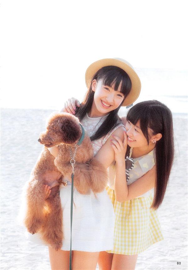 AKB48写真集《AKB48の犬兄妹》高清全本[164P] 日系套图-第4张