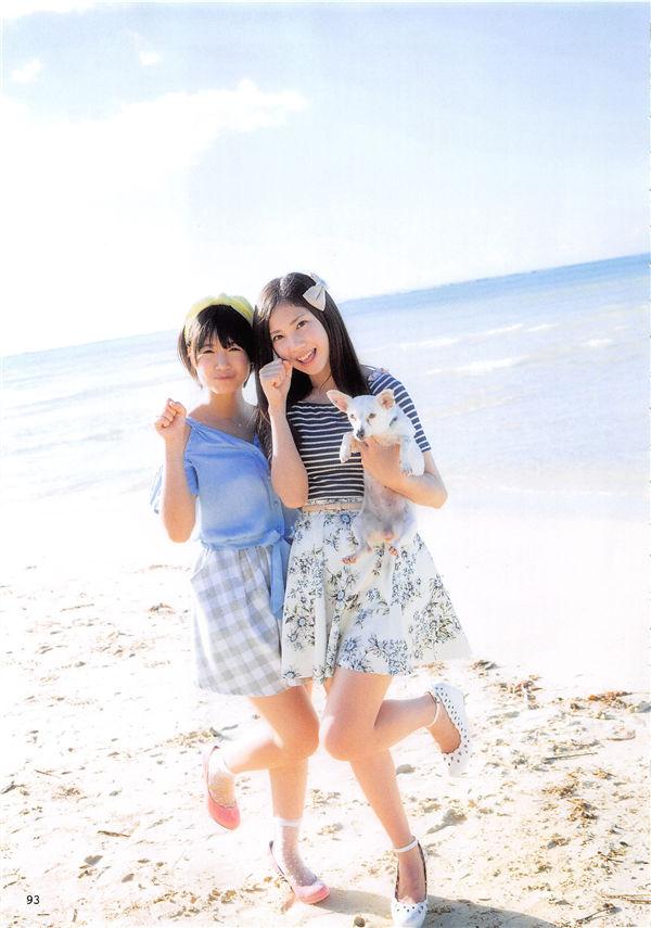 AKB48写真集《AKB48の犬兄妹》高清全本[164P] 日系套图-第5张