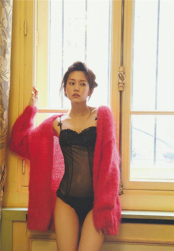 桐谷美玲1ST写真集《失恋、旅行、パリ。》高清全本[103P] 日系套图-第3张