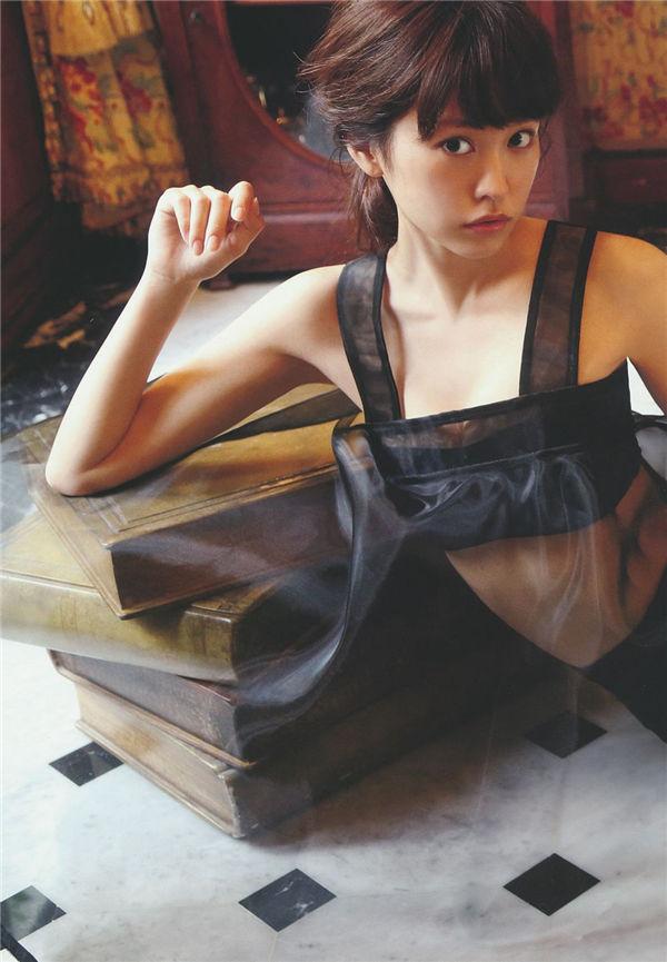 桐谷美玲1ST写真集《失恋、旅行、パリ。》高清全本[103P] 日系套图-第4张