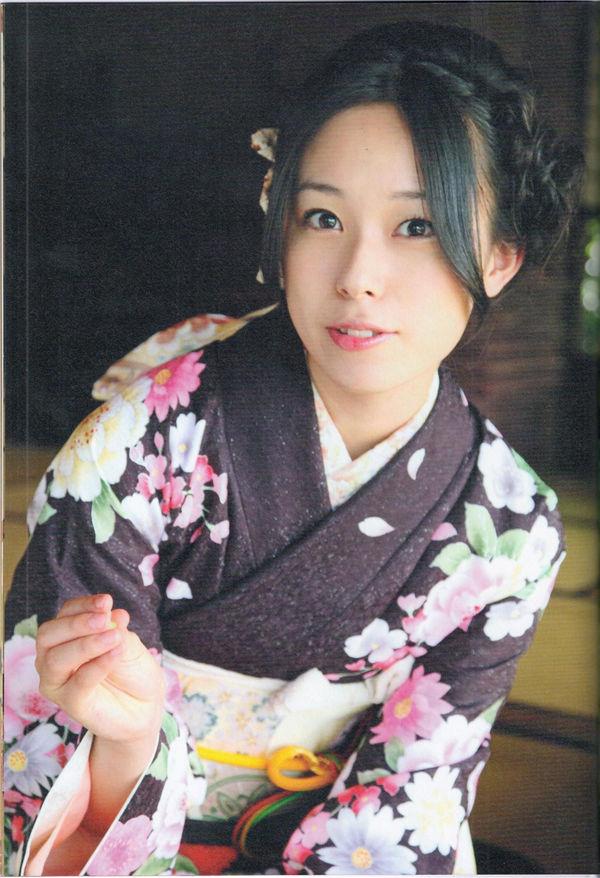 寿美菜子1ST写真集《みなこみち》高清全本[97P] 日系套图-第2张