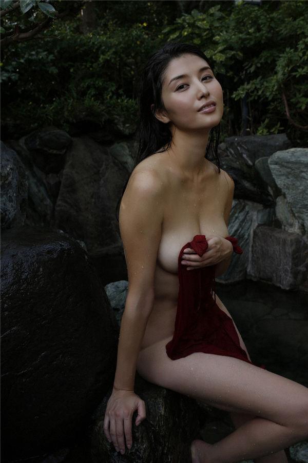 桥本爱实写真集《[WPB-net] Extra EX180 Hashimoto Manami 橋本マナミ》高清全本[75P] 日系套图-第3张