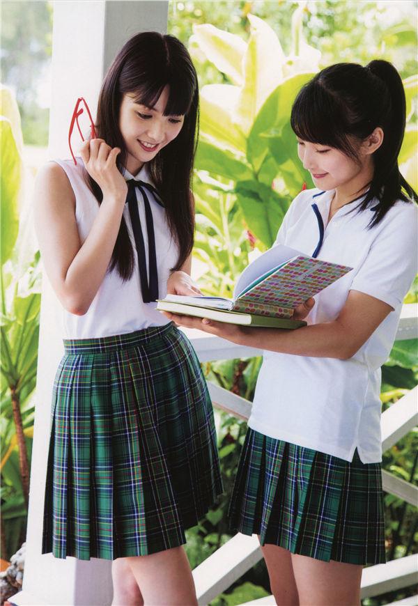 早安少女组写真集《アロハロ! モーニング娘。'14》高清全本[129P] 日系套图-第3张