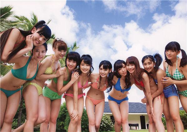 早安少女组写真集《アロハロ! モーニング娘。'14》高清全本[129P] 日系套图-第4张