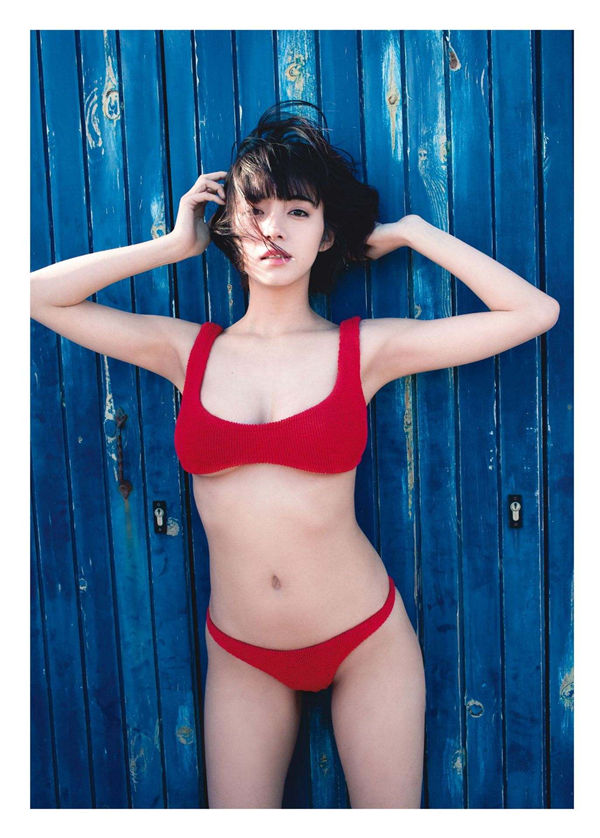 池田依来沙1ST写真集《Pinturita》高清全本[190P] 日系套图-第4张