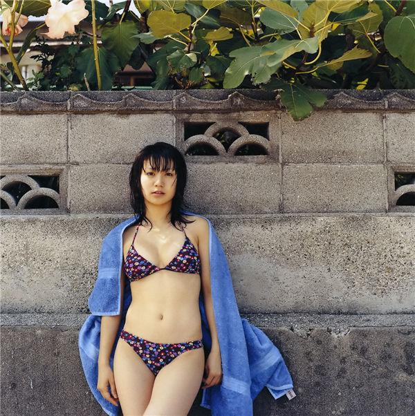 大岛优子写真集《ゆうらりゆうこ》高清全本[97P] 日系套图-第2张