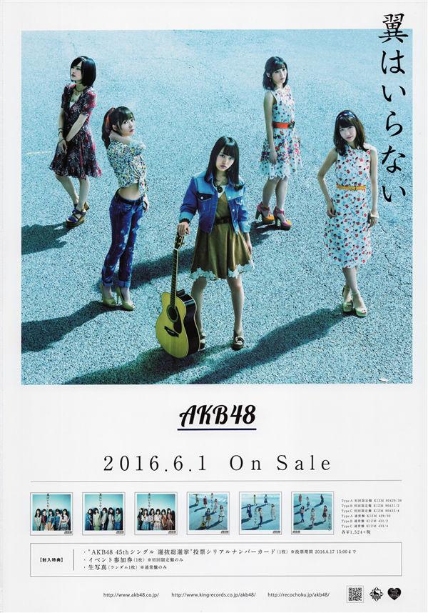 AKB48写真集《AKB48総選挙公式ガイドブック2016》高清全本[172P] 日系套图-第2张