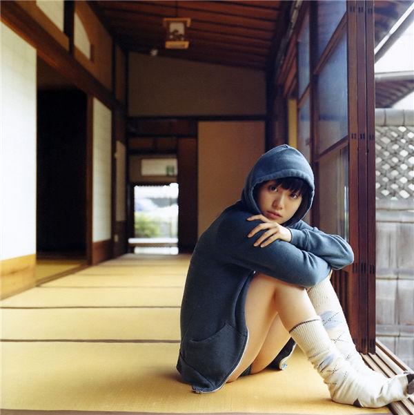 大岛优子写真集《ゆうらりゆうこ》高清全本[97P] 日系套图-第3张