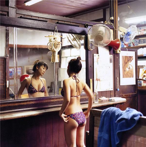 大岛优子写真集《ゆうらりゆうこ》高清全本[97P] 日系套图-第5张
