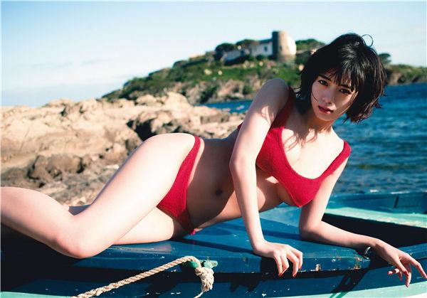 池田依来沙1ST写真集《Pinturita》高清全本[190P] 日系套图-第6张