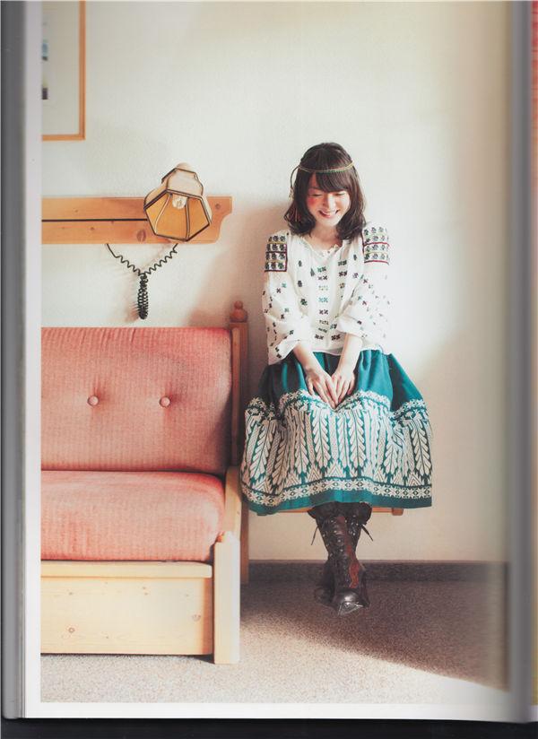 花泽香菜写真集《KANA》高清全本[112P] 日系套图-第3张