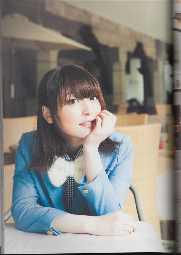 花泽香菜写真集《KANA》高清全本[112P] 日系套图-第7张