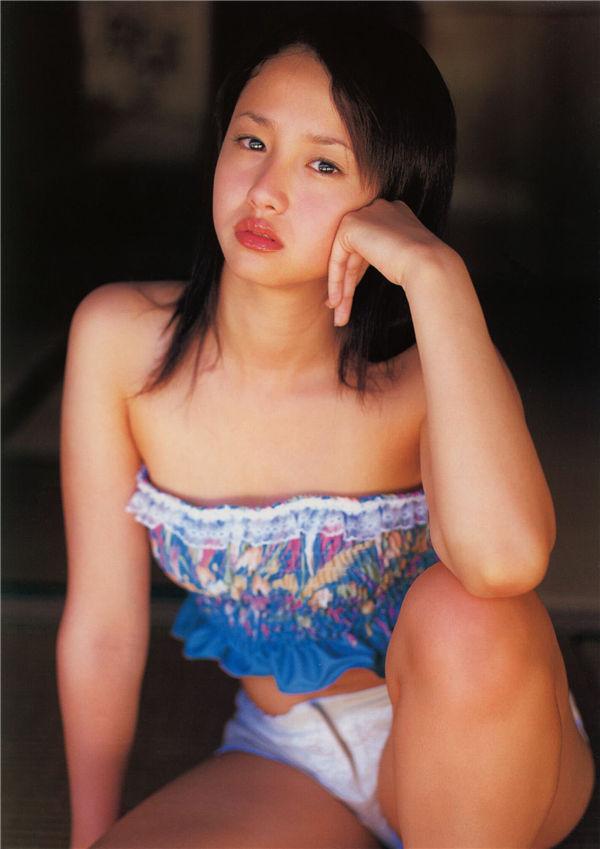 泽尻绘里香写真集《P‐CHU!》高清全本[113P] 日系套图-第2张