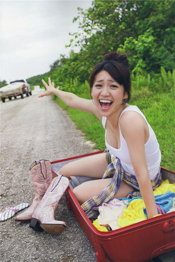 大岛优子写真集《優子のありえない日常》高清全本[96P] 日系套图-第2张