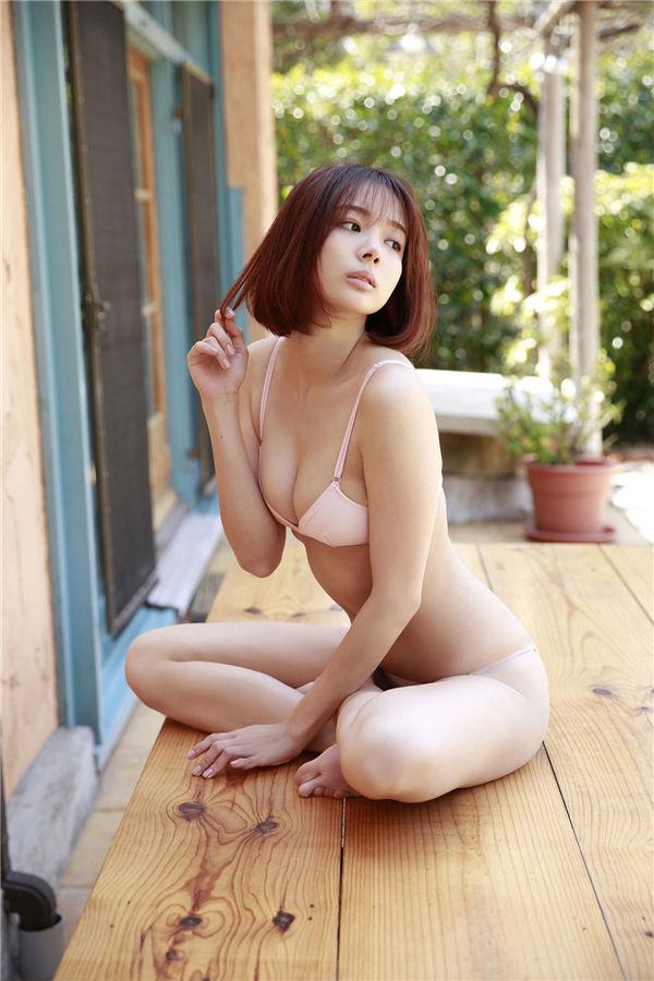 冈田纱佳写真集《ハイスペックガール!》高清全本[85P] 日系套图-第4张