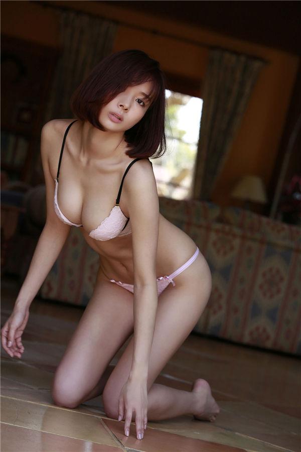 冈田纱佳写真集《ハイスペックガール!》高清全本[85P] 日系套图-第7张