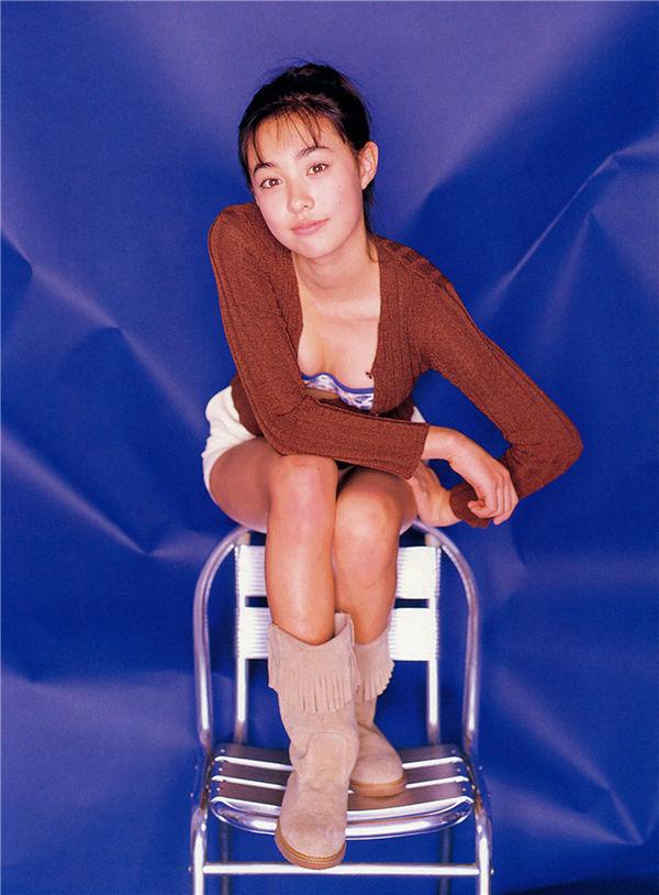 吹石一惠写真集《少女から…》高清全本[79P] 日系套图-第4张