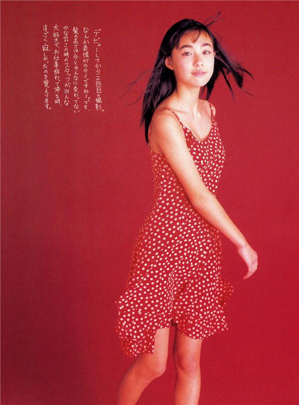 吹石一惠写真集《少女から…》高清全本[79P] 日系套图-第5张