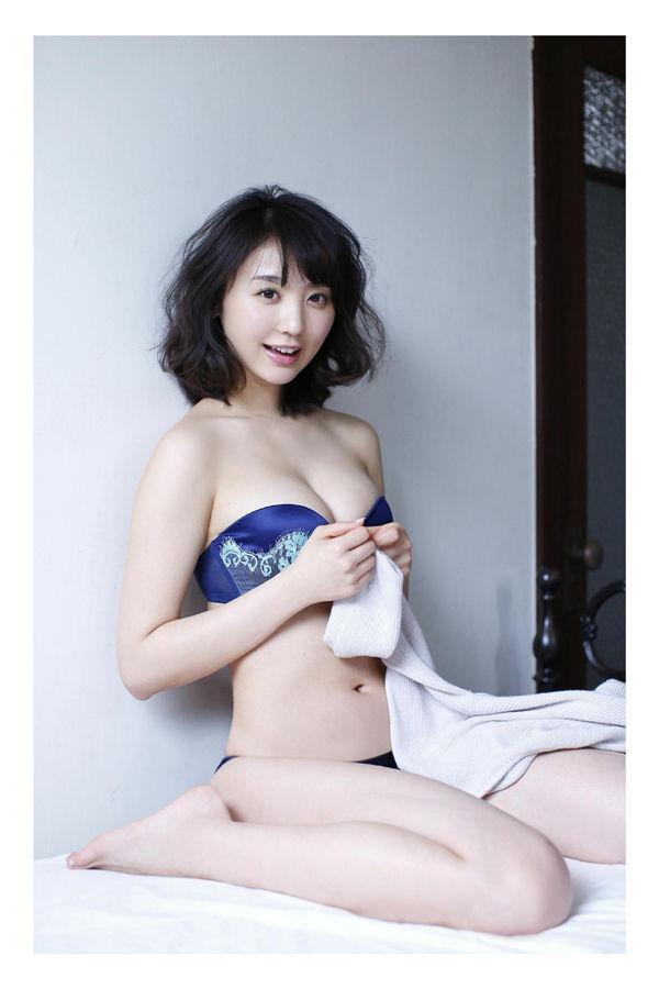 小野乃乃香写真集《艶めくEカップボディ》高清全本[82P] 日系套图-第5张