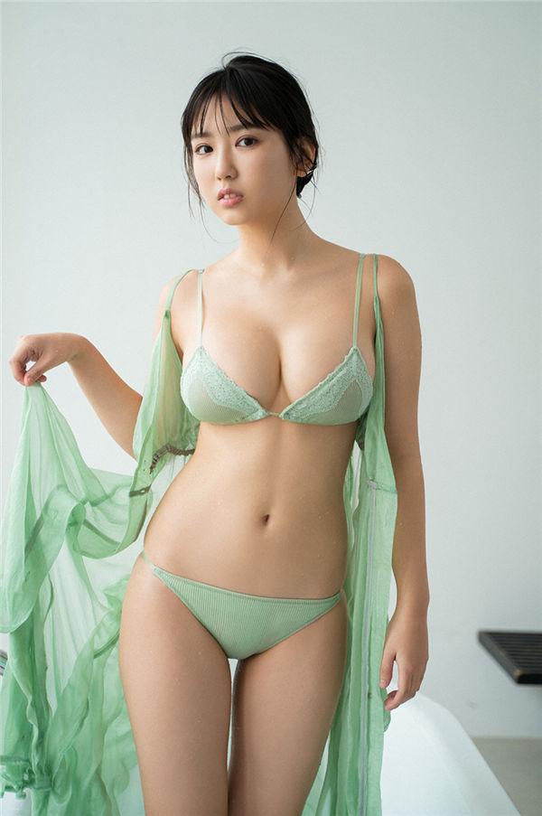 泽口爱华写真集《[WPB-net] No.242 Aika Sawaguchi 沢口愛華 – OVER》高清全本[175P+24V] 日系套图-第4张