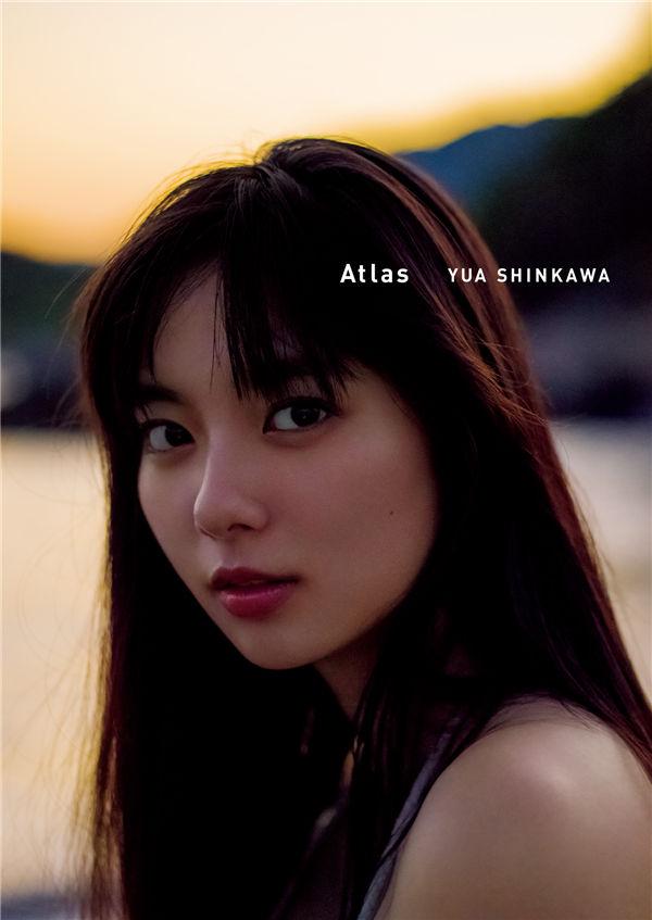 新川优爱写真集《ATLAS》高清全本[114P] 日系套图-第1张