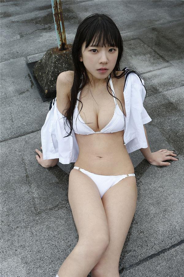 长泽茉里奈写真集《[WPB-net] Extra EX584 Marina Nagasawa 長澤茉里奈 - 帰ってきた合法ロリ巨***!! 罪悪感》高清全本[65P] 日系套图-第6张