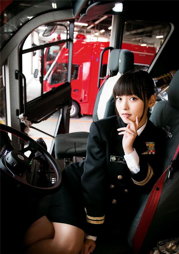 上坂堇写真集《UESAKA JAPAN! 諸国漫遊の巻》高清全本[128P] 日系套图-第2张
