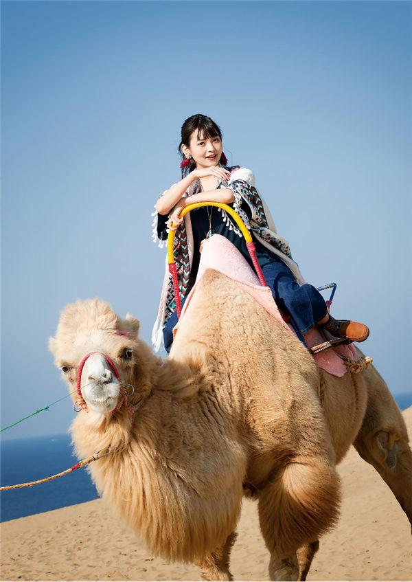 上坂堇写真集《UESAKA JAPAN! 諸国漫遊の巻》高清全本[128P] 日系套图-第3张