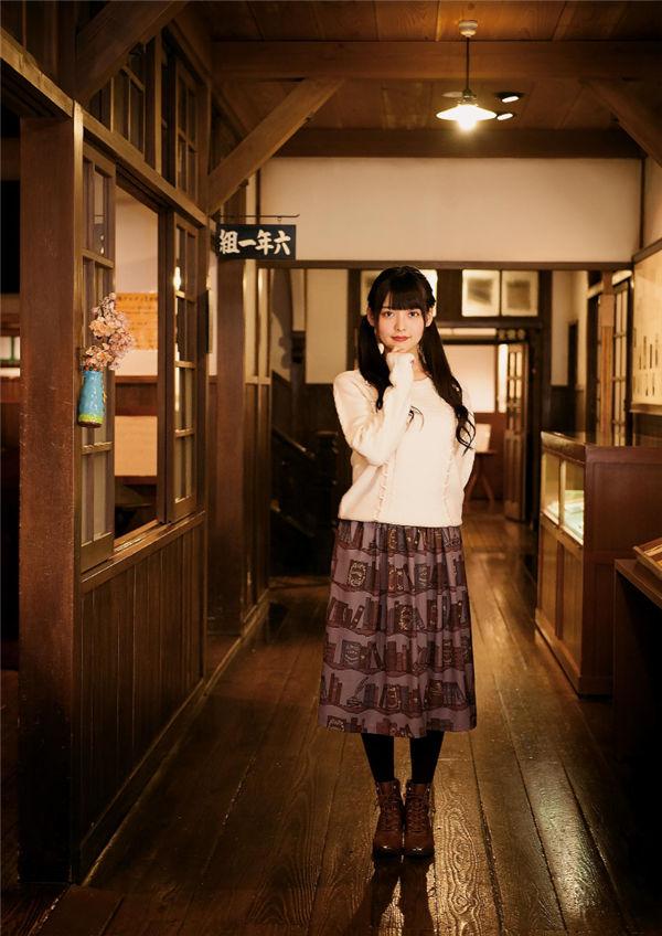 上坂堇写真集《UESAKA JAPAN! 諸国漫遊の巻》高清全本[128P] 日系套图-第4张