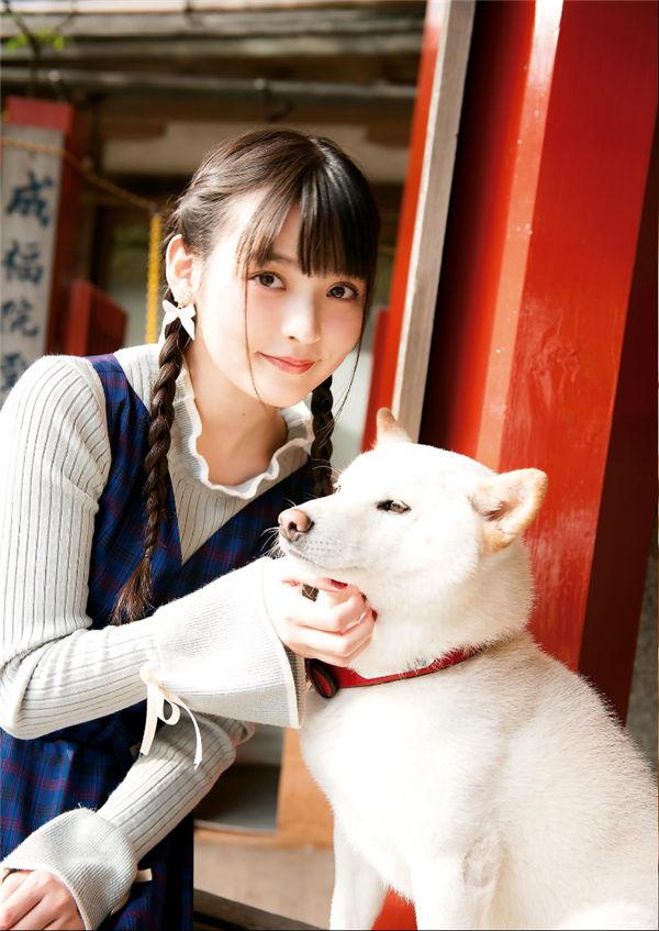 上坂堇写真集《UESAKA JAPAN! 諸国漫遊の巻》高清全本[128P] 日系套图-第6张