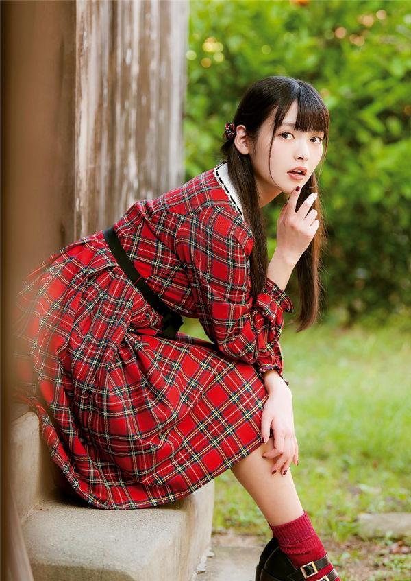 上坂堇写真集《UESAKA JAPAN! 諸国漫遊の巻》高清全本[128P] 日系套图-第7张