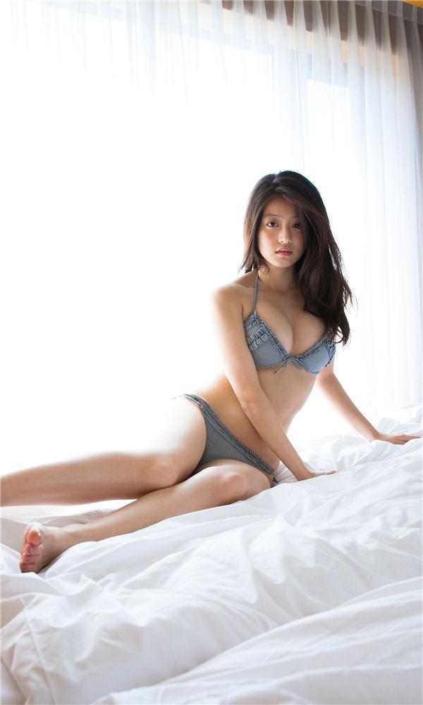 今田美樱写真集《漲る。》高清全本[50P] 日系套图-第4张