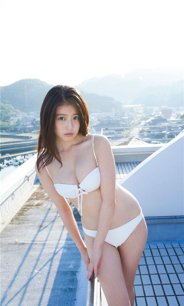 今田美樱写真集《漲る。》高清全本[50P] 日系套图-第5张