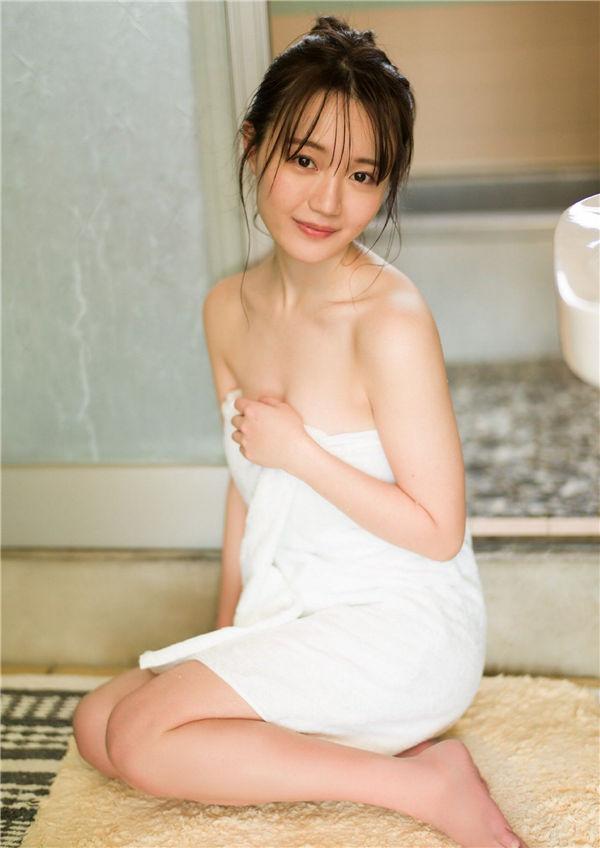 尾崎由香写真集《尾崎由香ちゃんの私生活を覗いてみた。》高清全本[36P] 日系套图-第4张